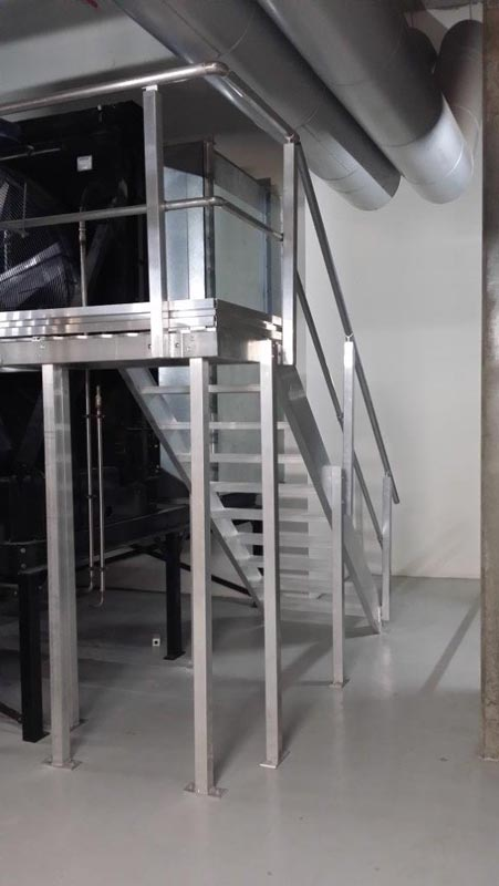 Stair & Step Systems