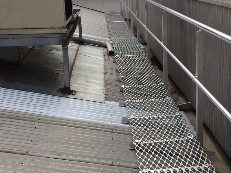 Pitched Walkway 3