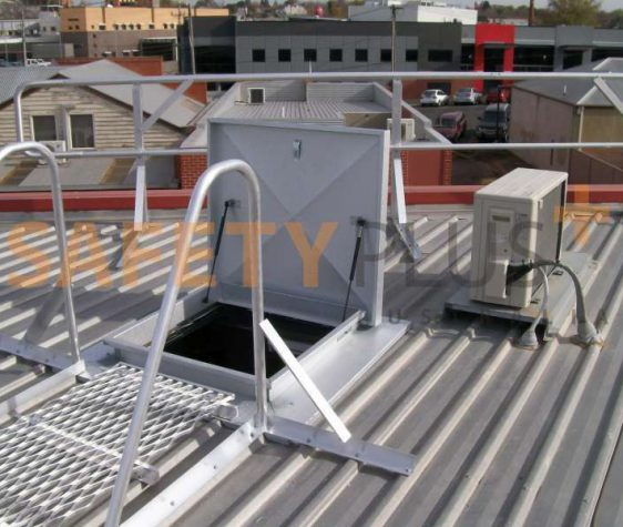 Roof Access Hatch 1