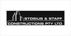 Stosius & Staff Constructions Logo